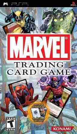 Descargar Marvel Trading Card Game [English] por Torrent